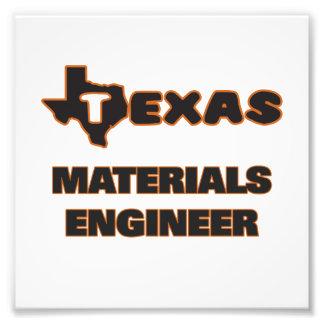 Texas Materials Engineer Photo Print
