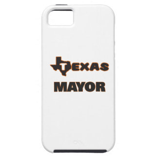 Texas Mayor iPhone 5 Cases
