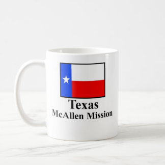 Texas McAllen Mission Drinkware Coffee Mugs