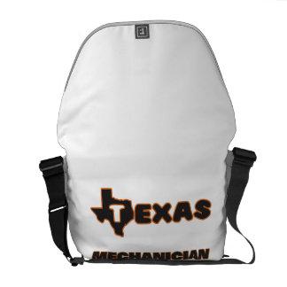 Texas Mechanician Courier Bags