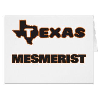Texas Mesmerist Big Greeting Card