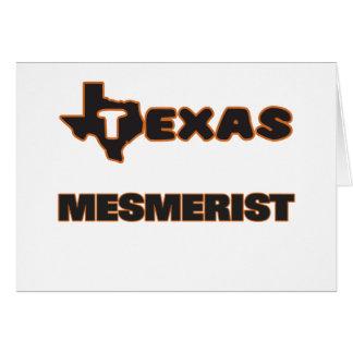 Texas Mesmerist Note Card