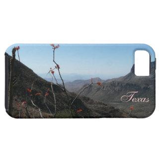 Texas Mountains Landscape iPhone SE/5/5s Case