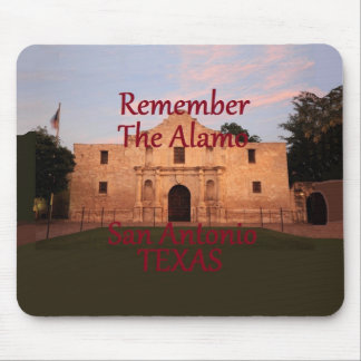 TEXAS MOUSE PAD