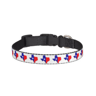 Texas My Texas Dog Collar
