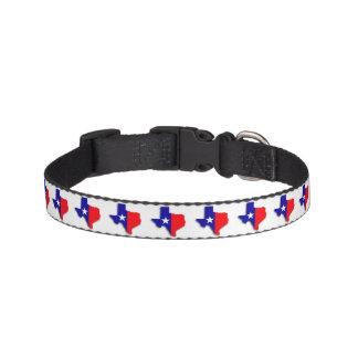 Texas My Texas Dog Collar