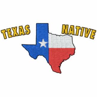 Texas Native Embroidered Shirt