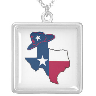 Texas Personalized Necklace