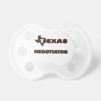 Texas Negotiator BooginHead Pacifier