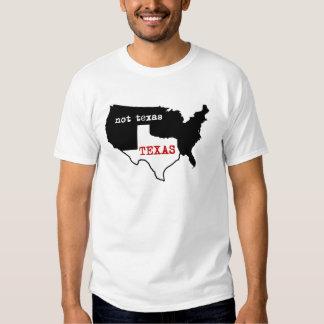 Texas / Not Texas T-shirts