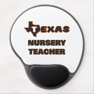 Texas Nursery Teacher Gel Mouse Pad