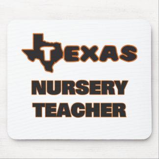Texas Nursery Teacher Mouse Pad