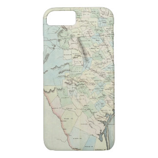 Texas of the United States of America iPhone 7 Case