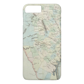 Texas of the United States of America iPhone 7 Plus Case