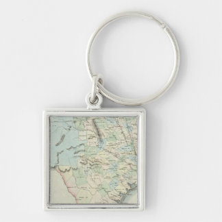 Texas of the United States of America Keychain