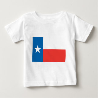Texas Official State Flag Baby T-Shirt