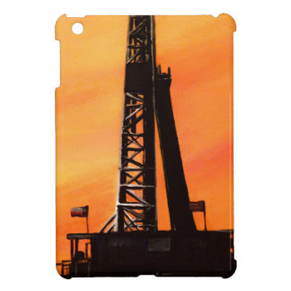 Texas Oil Rig iPad Mini Cover