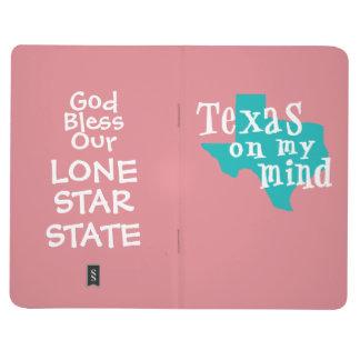 Texas On My Mind BFF Journal