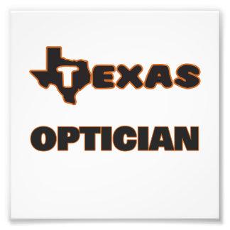 Texas Optician Photo Print