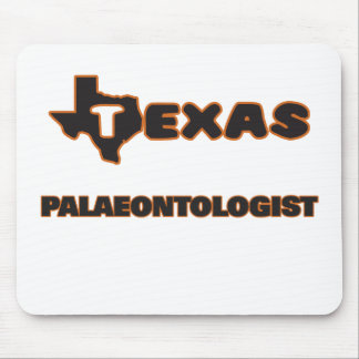 Texas Palaeontologist Mouse Pad
