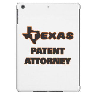 Texas Patent Attorney Cover For iPad Air