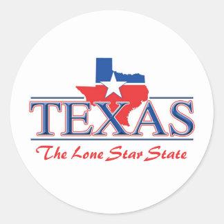 Texas Patriotic Stickers