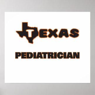 Texas Pediatrician Poster