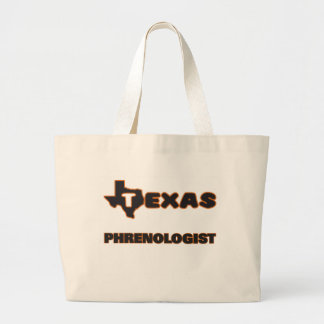 Texas Phrenologist Jumbo Tote Bag