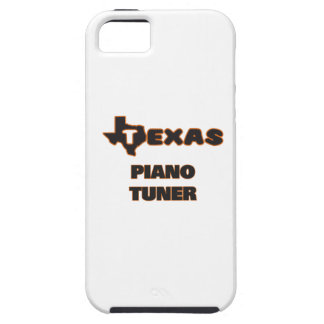 Texas Piano Tuner iPhone 5 Covers