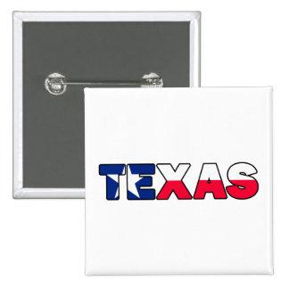 Texas Pinback Button