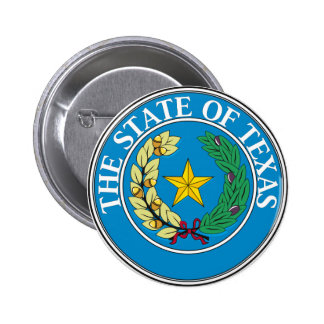 Texas Pinback Button