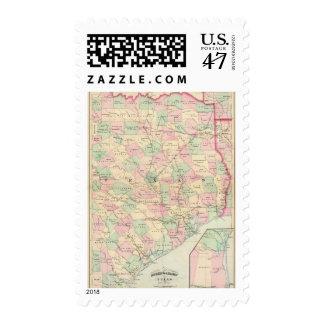 Texas portion postage