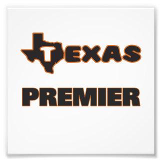 Texas Premier Photo Print