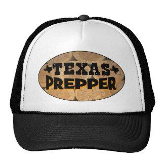 Texas Prepper Hats