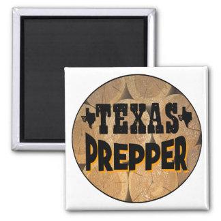 Texas Prepper Magnet