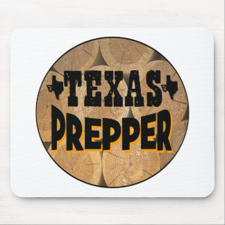 Texas Prepper Mouse Pad
