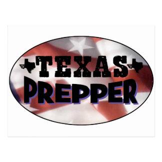Texas Prepper Postcards