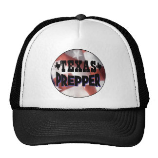 Texas Prepper Trucker Hat