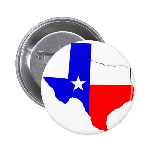 Texas Pride 2 Inch Round Button