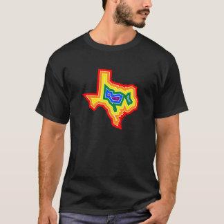 Texas Pride Burst Tee (#TBD)