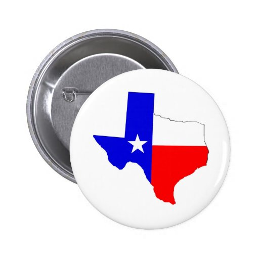 Texas Pride Buttons