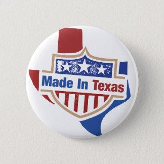 Texas Pride - Made In Texas Button