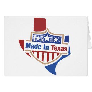 Texas Pride - Made In Texas Card