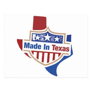 Texas Pride - Made In Texas Postcard