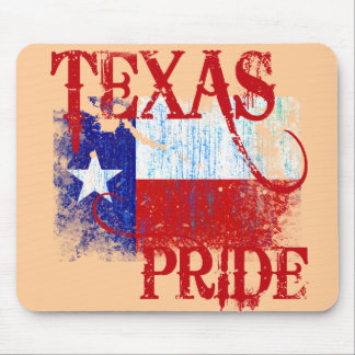 TEXAS PRIDE MOUSE PAD