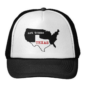 Texas Pride! Texas / Not Texas Trucker Hat