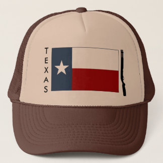 Texas Pride Trucker Hat