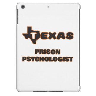 Texas Prison Psychologist iPad Air Case