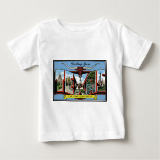 texas.Products Greetings from Texas Shirt