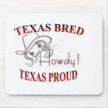 Texas Proud Mouse Mat